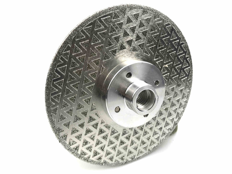 Diamond Electroplated Blade