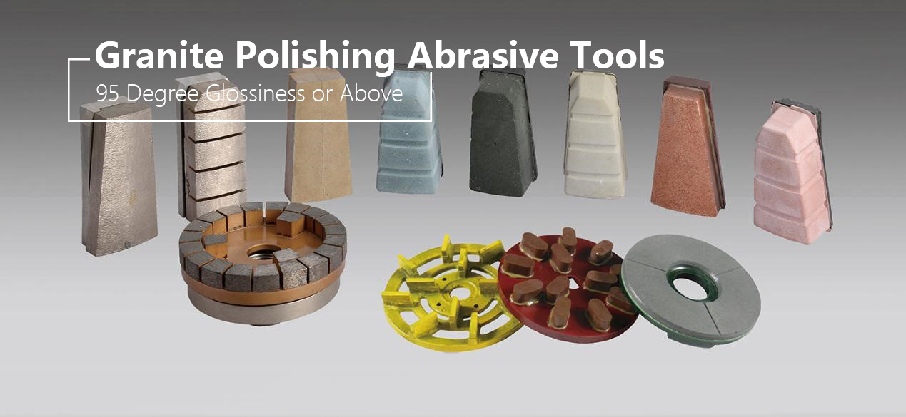 GRANITE POLISHING ABRASIVES